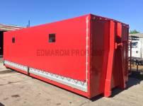 Container Abroll Pompieri