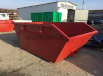 Producator containere metalice Skip Absetz